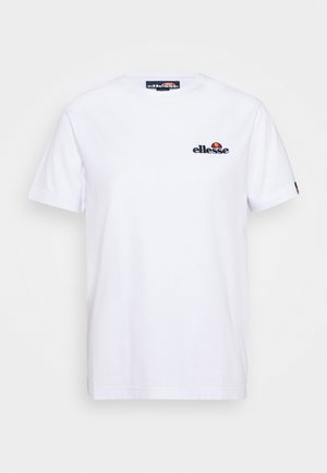 MONTAL - Print T-shirt - white