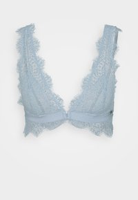 Lindex - NICOLE BRALETTE - Triangel-BH - light dusty blue - 0