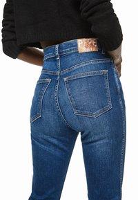 Pepe Jeans - DUA LIPA X PEPE JEANS - Slim fit jeans - denim - 4