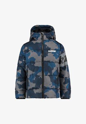 TIRUR - Winter jacket - dark blue