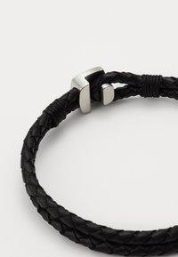 BOSS - SEAL - Bracelet - black - 1
