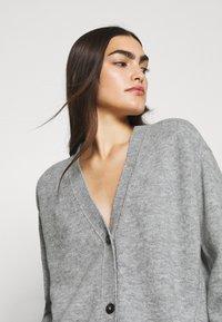CLOSED - Cardigan - light grey melange - 4