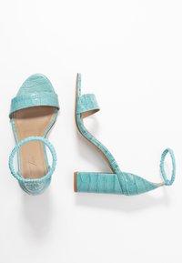 Toral - Korolliset sandaalit - flavio turquesa - 3