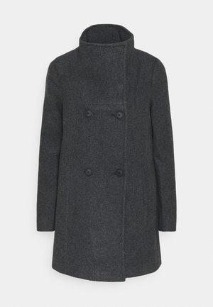 VMCLASSLINE JACKET - Zimní kabát - dark grey melange
