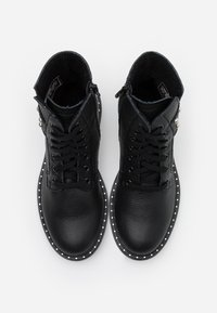 Richter - PIAC - Lace-up ankle boots - black - 3