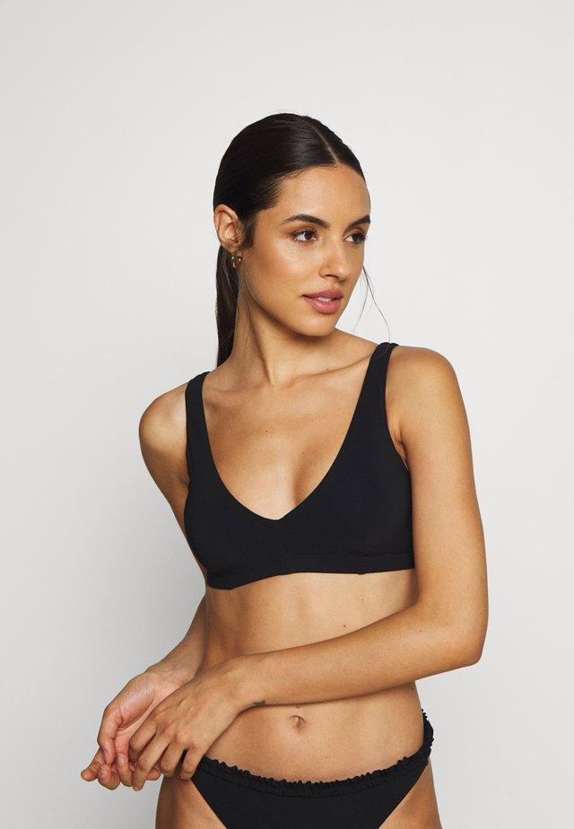 Haut de bikini - black