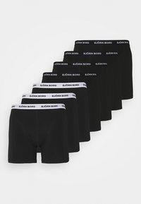 Björn Borg - SAMMY 7 PACK - Underkläder - black beauty - 5