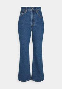MATH CLUB FLARE - Flared Jeans - noe numbers