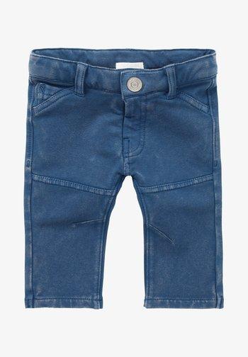 THOMPSON - Straight leg jeans - ensign blue