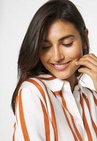 comma - Shirt dress - white - 3