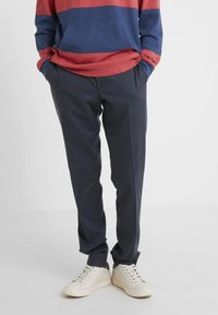 GTA - DAVIDE - Pantaloni - navy - 0