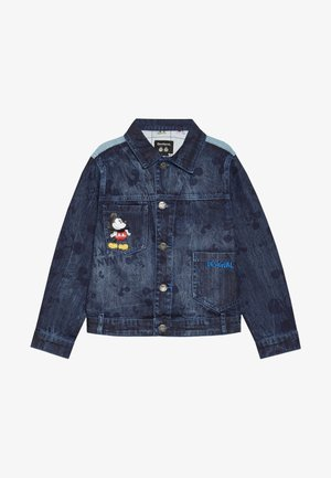 CHAQ MICKEY - Denim jacket - jeans claro