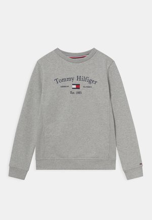 ARTWORK - Sweatshirt - grey heather