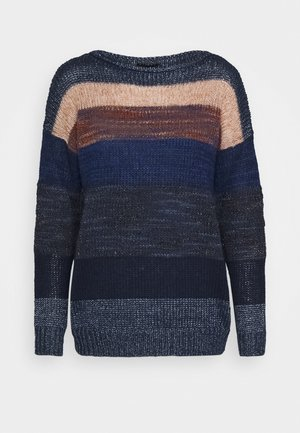 Pullover - multi-coloured