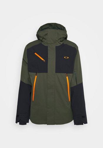 CRESCENT SHELL JACKET - Snowboard jacket - new dark brush