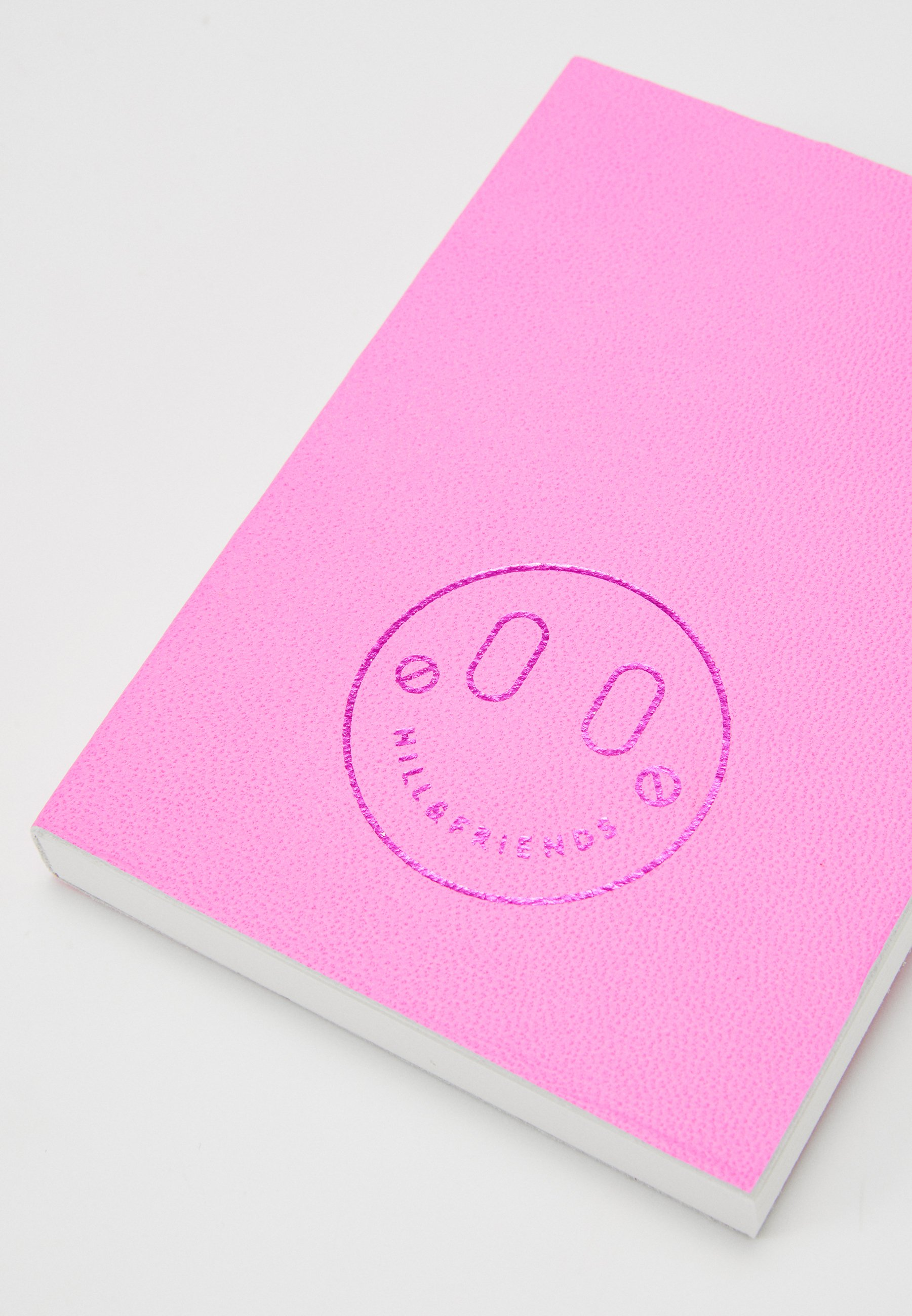 Hill & Friends SMALL NOTEBOOK BOXED - Annet - pink/rosa 4g0dzv874Hj4pkP