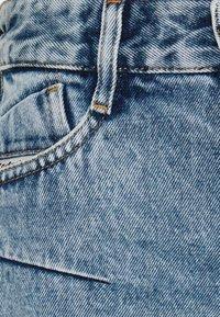 Diesel - DE-RIMY SHORTS - Denim shorts - light blue - 2