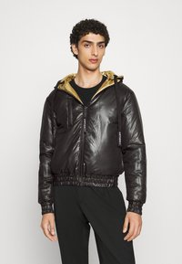 Just Cavalli - KABAN - Light jacket - gold - 4