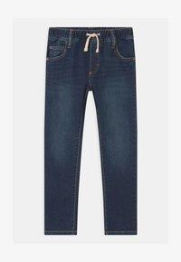 GAP - BOYS - Slim fit jeans - dark-blue denim - 0