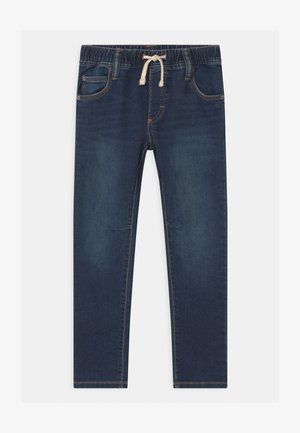 BOYS - Slim fit jeans - dark-blue denim