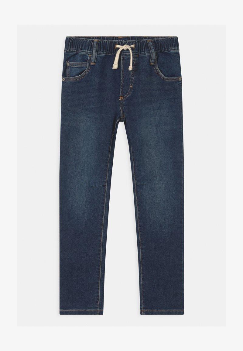 GAP - BOYS - Slim fit jeans - dark-blue denim