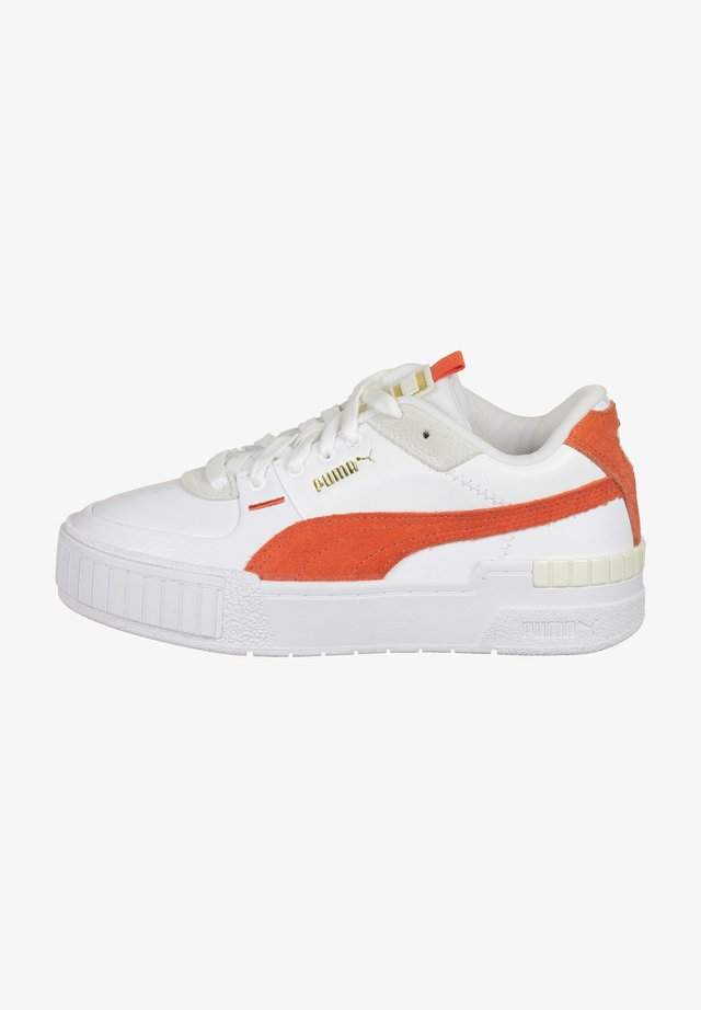 CALI SPORT MIX - Sneakers laag - white