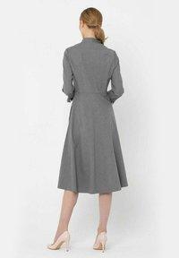 Deni Cler Milano - Sukienka letnia - grey - 2