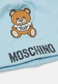 MOSCHINO - HAT UNISEX - Čepice - baby sky blue - 2