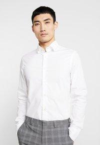 G-Star - CORE SUPER SLIM - Skjorta - white - 0