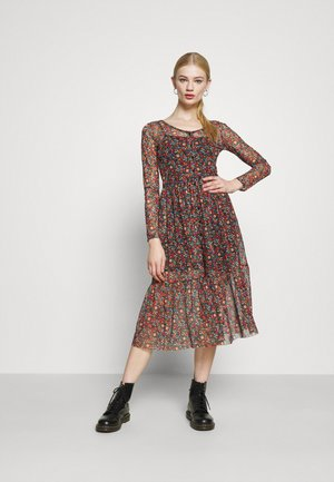 Day dress - multi coloured
