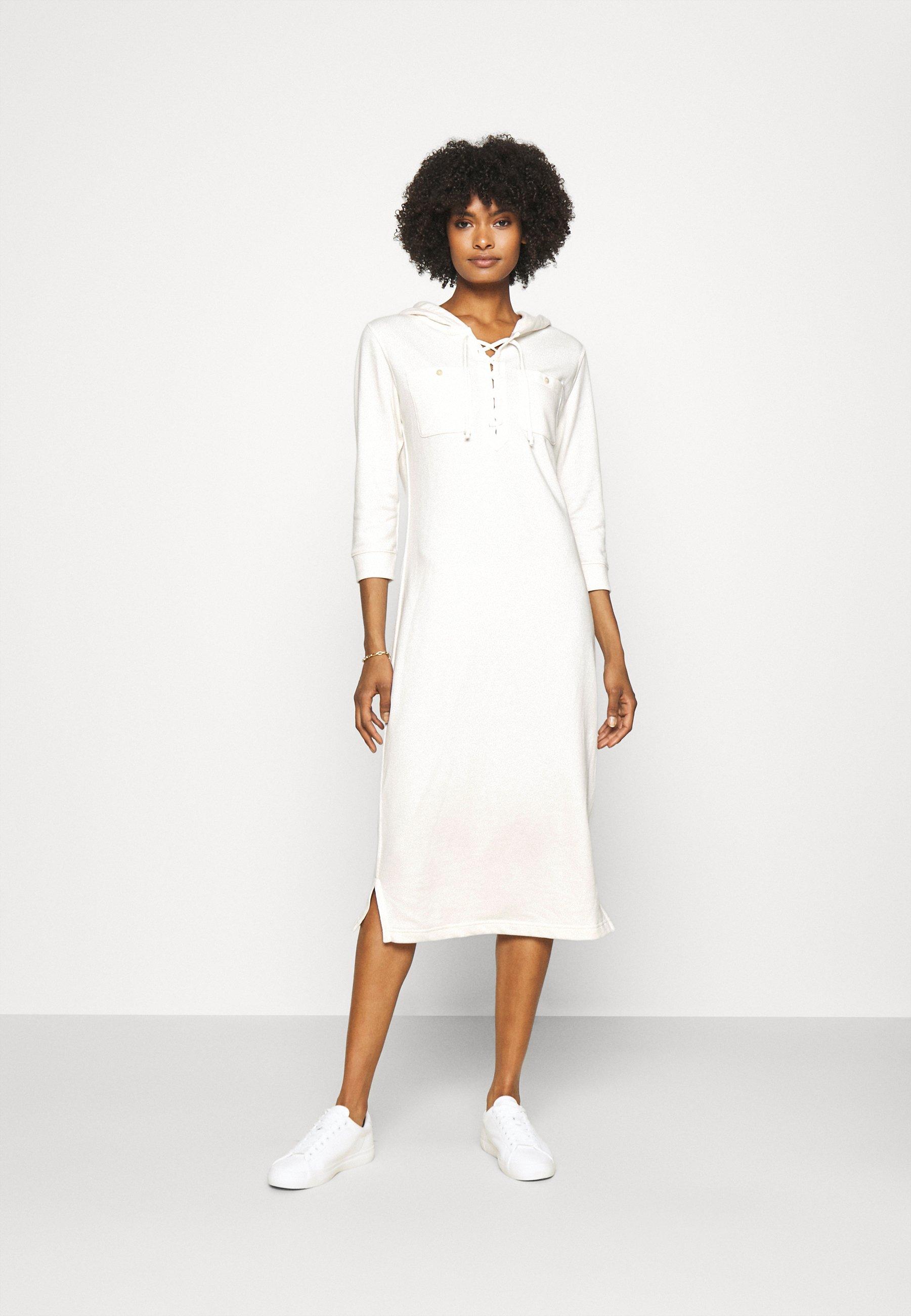 Women LONG SLEEVE DAY DRESS - Day dress