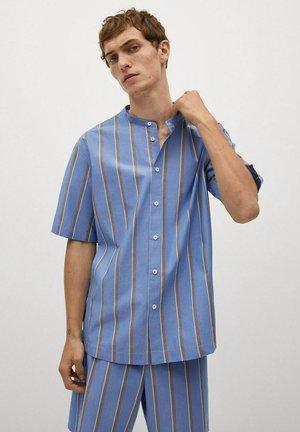 RAYURES - Pyjamashirt - bleu