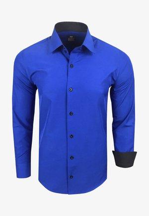 FREIZEIT-HEMD - Overhemd - sax