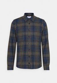 NOVEL - Shirt - royal blue
