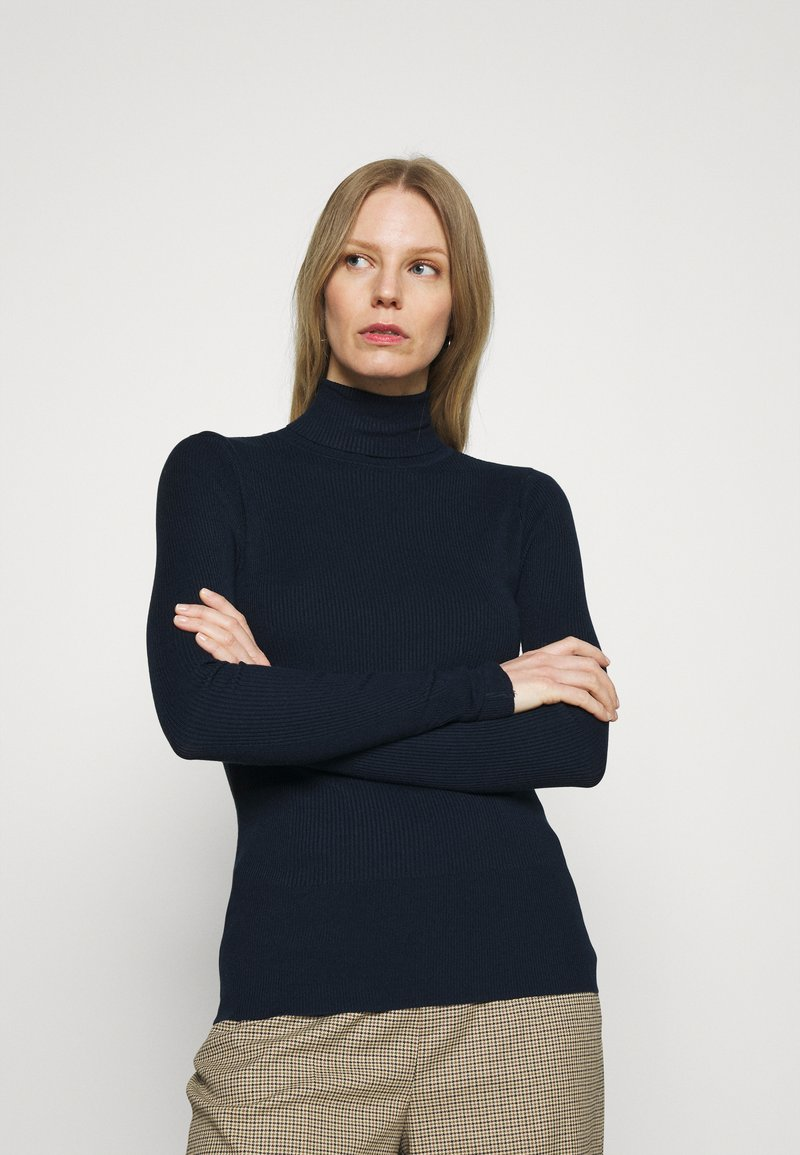 Marks & Spencer London - NEW ROLL - Pullover - dark blue