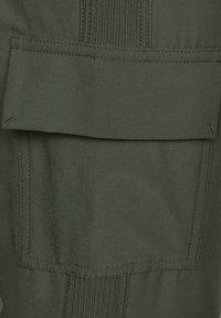 Street One - TRAVEL WARE - Cargo trousers - grün - 5