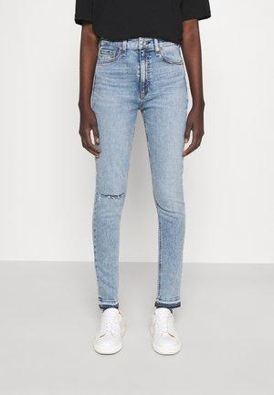 NINA HIGH RISE ANKLE  - Skinny džíny - montrose