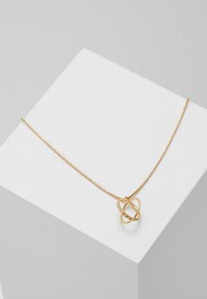 NECKLACE HYACINTH - Náhrdelník - gold-coloured