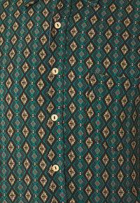 Kaotiko - UNISEX CAMISA ETHNICS - Shirt - blue - 2
