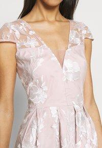 Chi Chi London - AUBRIE DRESS - Cocktail dress / Party dress - mink - 6