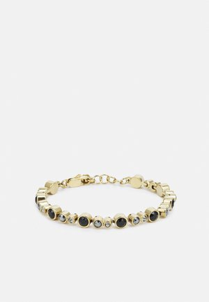 TERESIA BRACELET - Bracelet - black/gold-coloured