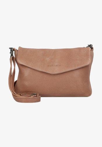 Across body bag - blush pink