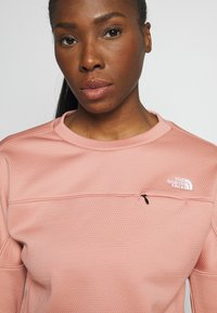 The North Face - HIKESTELLER VANADIS - Sweat polaire - pink clay - 4