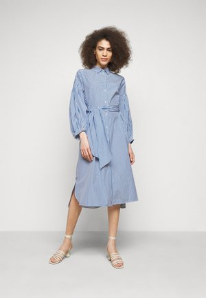 RAGAZZA - Robe chemise - azurblau