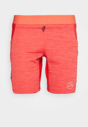 CIRCUIT - Sports shorts - hibiscus/flamingo