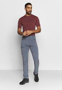 Haglöfs - LITE FLEX PANT MEN - Outdoor trousers - dense blue - 1