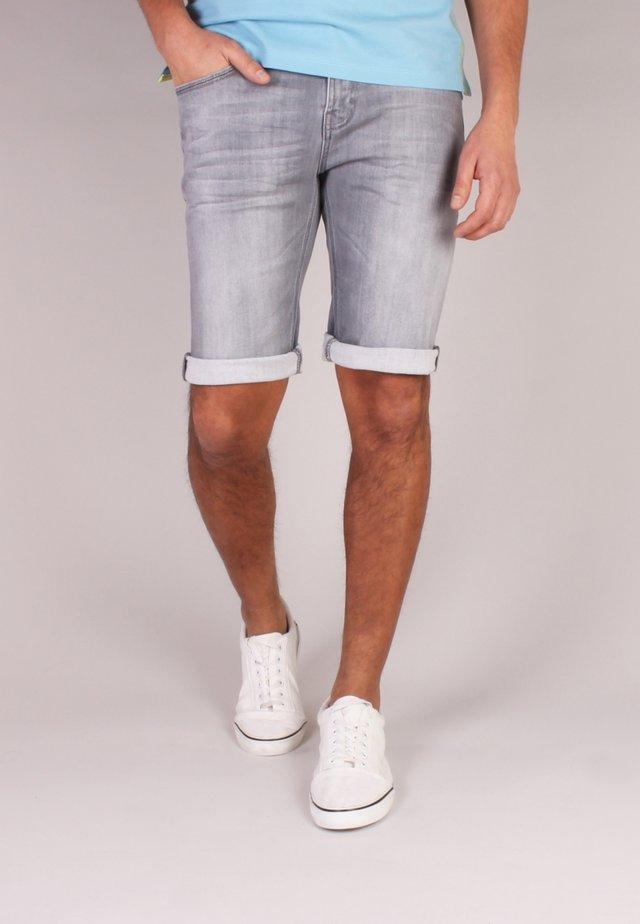 Shorts di jeans - grey