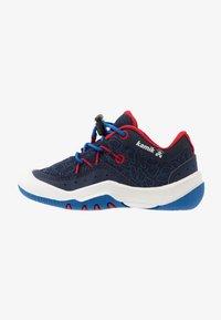 Kamik - FUNDY - Hiking shoes - navy/marine - 1