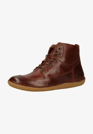 Ankle boots - dunkel braun 92