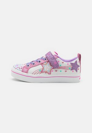 TWI LITES 2.0 STAR BRIGHT - Trainers - white metallic